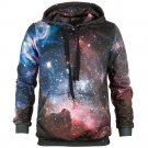 BITTERSWEET PARIS-Purple Galaxy Hoodie-