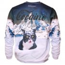 BITTERSWEET PARIS-Cocaine Cat Jumper-Pullover
